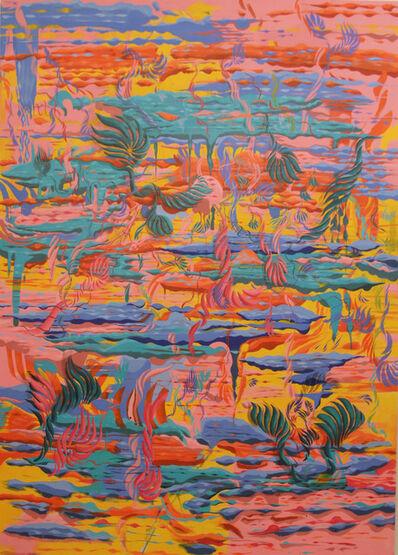 "Isaac Arvold, '""Auspicious Place""', 2016-2107"