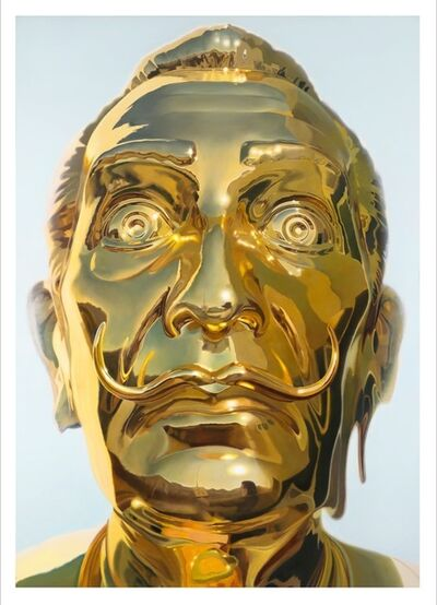 Mike Dargas, 'The Golden Age - Dali Screenprint ', 2019