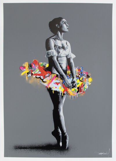 Martin Whatson, 'En Pointe', 2014
