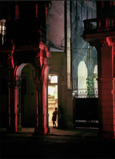 Michael Eastman, 'Woman in Doorway, Havana', 1999