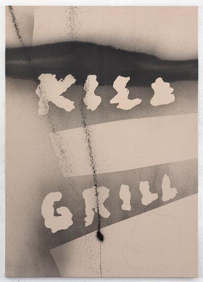 Jürgen Drescher, 'Kill Grill, Version III', 2018