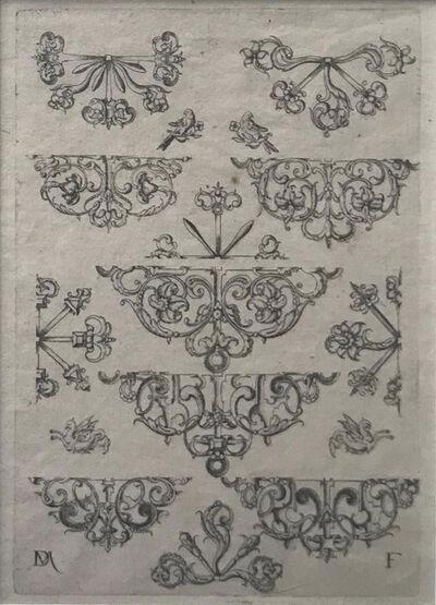 Daniel Mignot, 'Twelve Studs.', ca. 1595