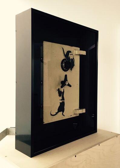 Banksy, 'Rats on Safe', 2003