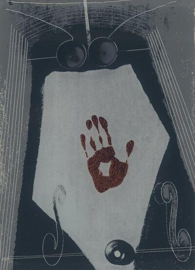 Man Ray, 'Self Portrait', 1970