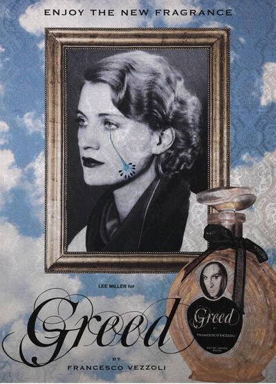 Francesco Vezzoli, 'Enjoy The New Fragrance (Lee Miller For Greed)', 2009
