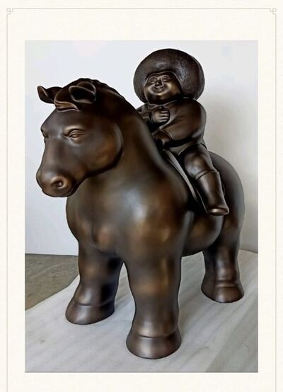 Adi Gunawan, 'Abundant Horse', 2020