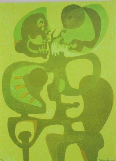 Pedro Coronel, 'Amante solar', ca. 1979