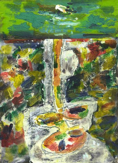 John Walker (b.1939), 'Untitled Panel Painting #1', 2013