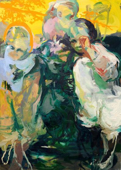 Samuel Evensen, 'Three Children', 2013