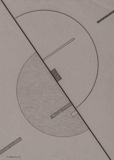 Luigi Veronesi, 'Composition', 1976