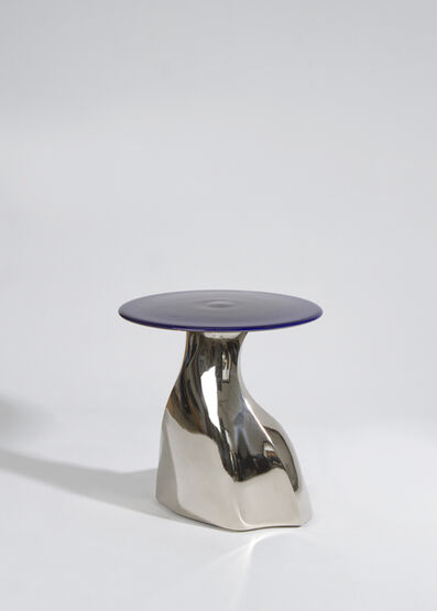 "Eric Schmitt, '""Guéridon Fuji""', 2015"