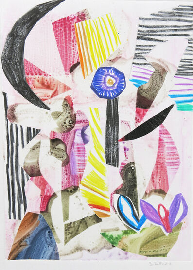 Sarah Bedford, 'Purple Crocus', 2018