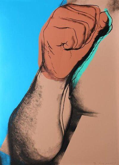 Andy Warhol, 'Ali First', 1978
