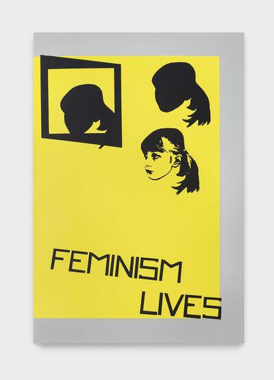 Marinella Senatore, 'Feminism lives', 2017