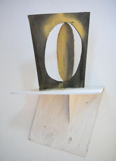 Felix Oehmann, 'Großes Loch 1 (small version)', 2014