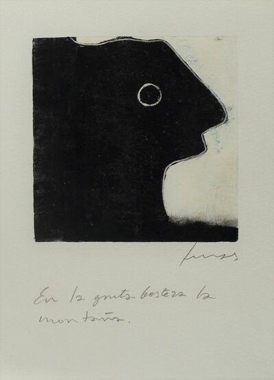 Damián Lescas, 'En la gruta bosteza la montaña', 2019