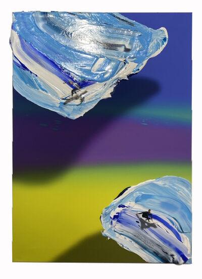 Golsa Golchini, 'SURFING DUO', 2020