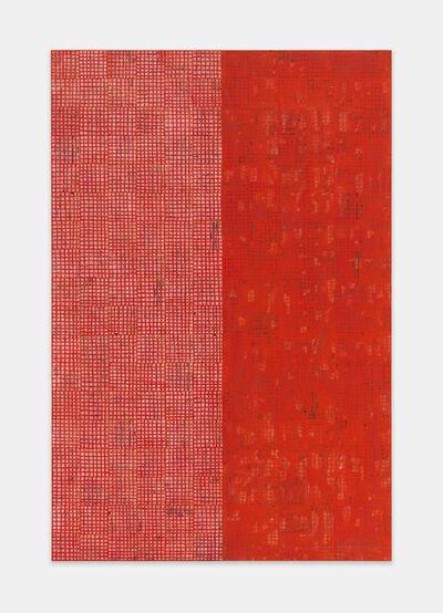 McArthur Binion, 'DNA:Study', 2019