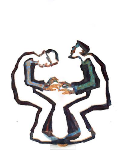 Bruce Robinson, 'Duet', 2014