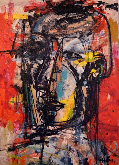Harouna Ouedraogo, 'Figurant III', 2018