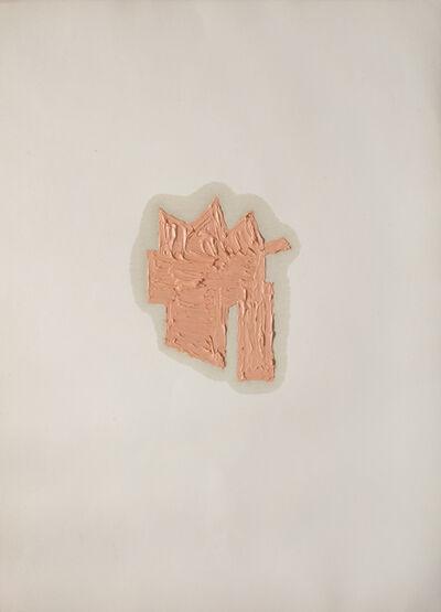 Alberto Garutti, 'Pittura rosa tra piccoli oggetti', 1995-2009