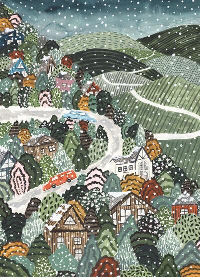 Sara Boccaccini Meadows, 'Snow Mountain', 2021
