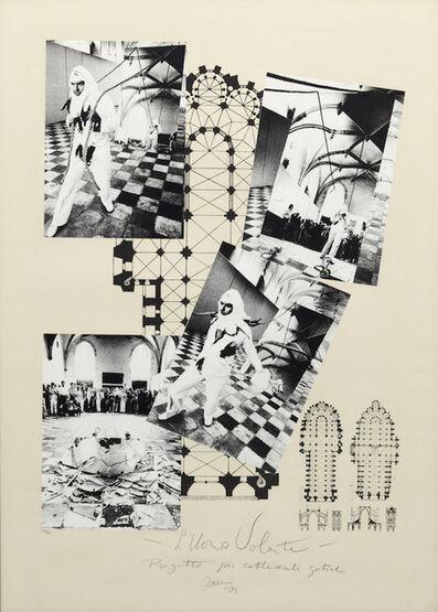 Marinus Boezem, 'L'Uomo Volante', 1979
