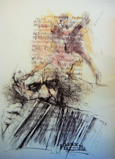 Hetty Krist, 'Astor Piazzola'