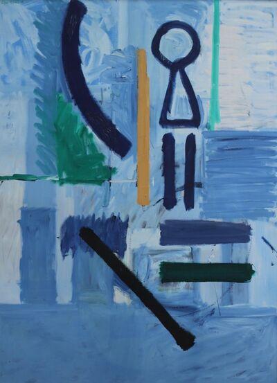 Rene Marcil, 'Enigma', 1966