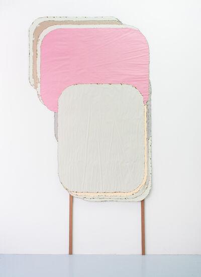 Guillermo Mora, 'Escultura flotante (anclaje1)', 2017