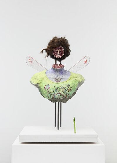 David Altmejd, 'Smoking with Oneself', 2021