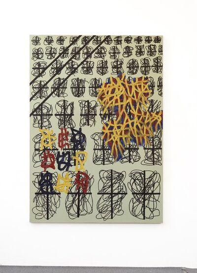 Jonathan Lasker, 'Psychic Governance', 1989