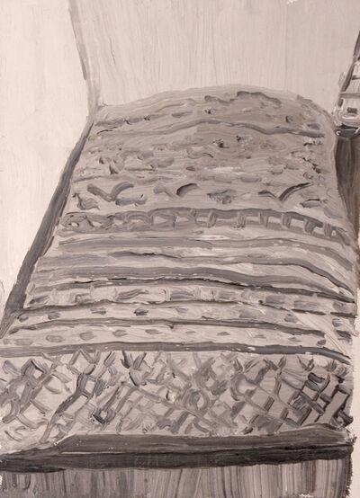 Christian Vinck, 'Cama del taller 1 (de inventario chileno)', 2013