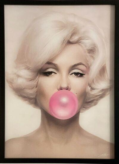 Michael Moebius, 'Marilyn Pink Flavor Lenticular ', 2019