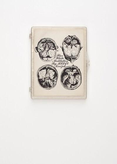 milan knizak, 'Flux White Meditation', 1969