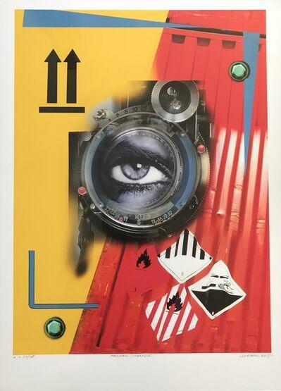Peter Klasen, 'Regard Corrosif', 2015