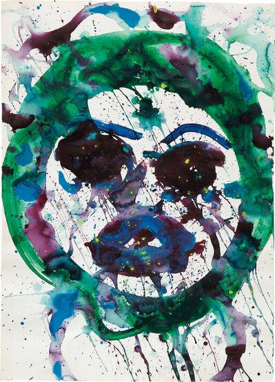 Sam Francis, 'Untitled (Self-Portrait) (SF73-667)', ca. 1973