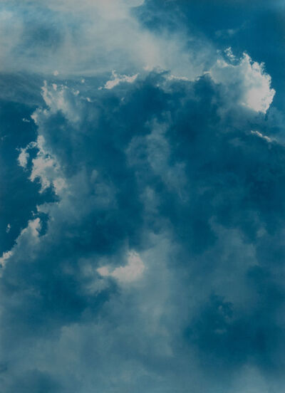 Sean McFarland, 'Untitled (4.5 billions years a lifetime, clouds #5)​,', 2019