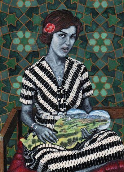 Soheila Sokhanvari, 'Another Birth'