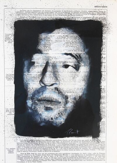 André Monet​, 'Gainsbourg ', 2014