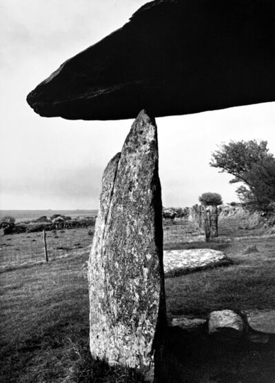 Paul Caponigro, 'Detail, Pentre-Ifan Dolmen, Pembrokeshire, Wales, 1972', Negative Date: 1972 | Print Date: 1979