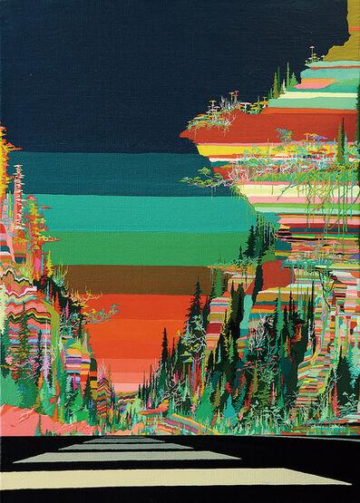 Zhou Fan 周范, 'Landscape 风景 01:50', 2015