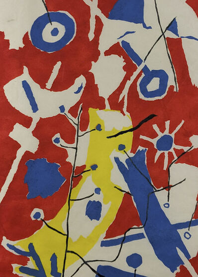 John Von Wicht, 'Springtime', 1968