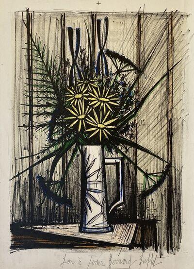 Bernard Buffet, 'Marguerites et Iris', 1970