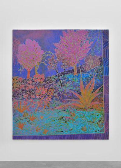 John McAllister, 'In distant glitter', 2014