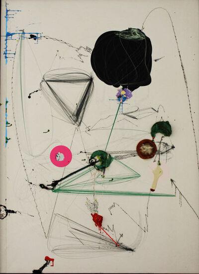 Aditya Pande, 'The Castle of Oranto (Vision 1)', 2016