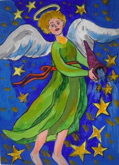 Elizabeth Borisov, 'Angel I', 2019