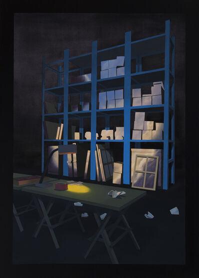 Erno Enkenberg, 'Collector', 2017