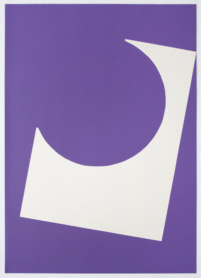 Leon Polk Smith, 'Untitled (Tamarind C)', 1968