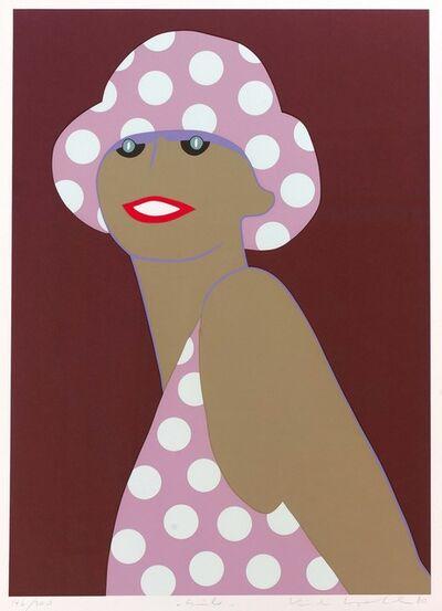 Kiki Kogelnik, 'Smile', 1980